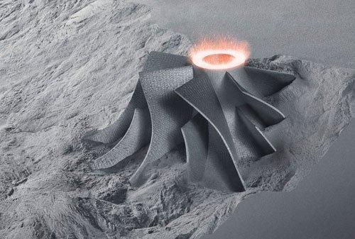 Figure 3: Laser metal fusion: