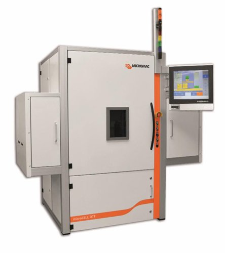 3D-Micromac is Manufacturer of Choice for Laser Contact