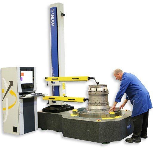 iMAPs from RPI Speed up Rolls-Royce Engine Production - CMM