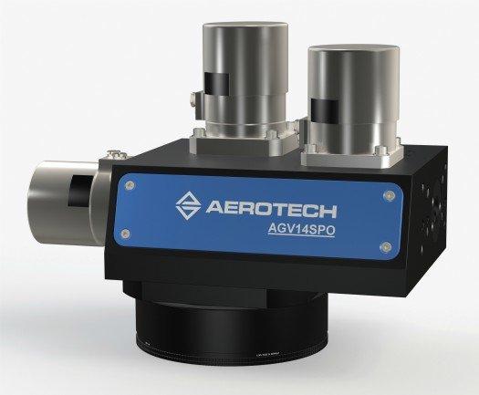 AGV-SPO scanner