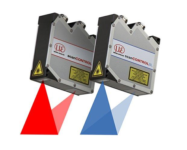 Laser Profile Sensors